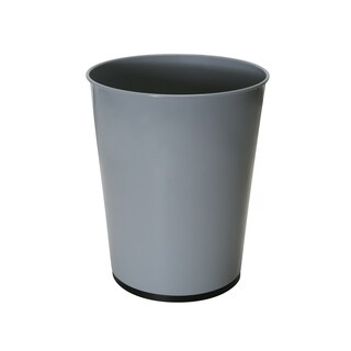 Bath Bliss Trash Can in Grey