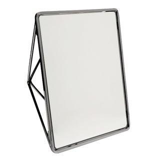 "Geometric Two Way Vanity Mirror-9.37 x 7.4 x2.95"" - ONYX - N/A"