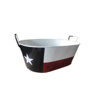 """14"""" Texas Metal Container"""