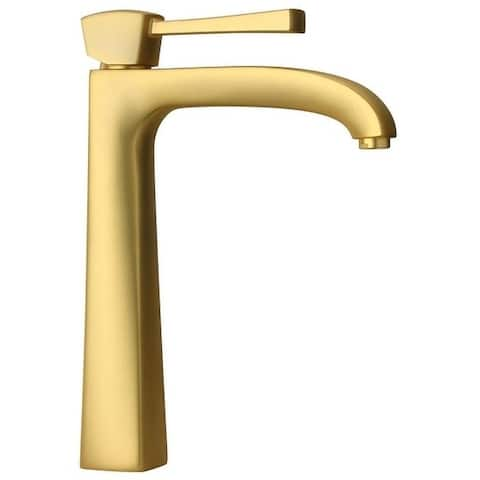 Buy Gold Finish Bathroom Faucets Online At Overstock Com