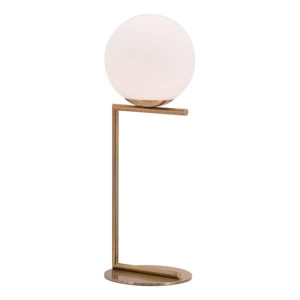 Belair Table Lamp Brass