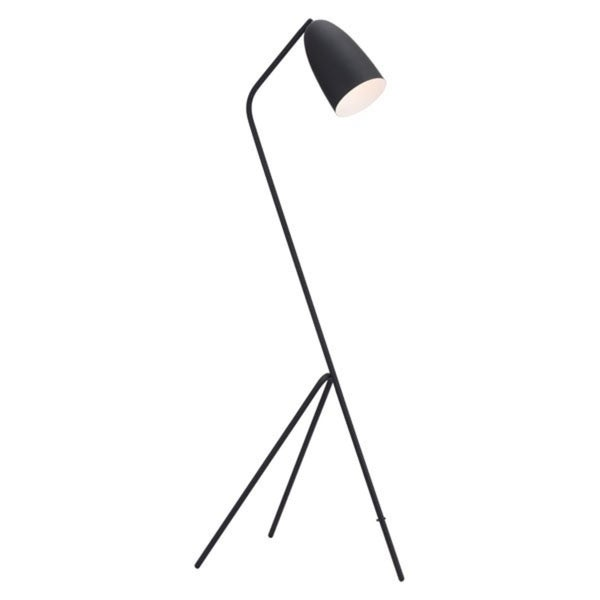 Jamison Floor Lamp Matt Black