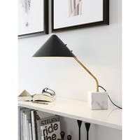 Pike Table Lamp Black