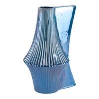 Liso Large Vase Blue