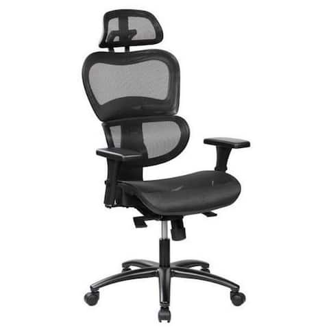 Urban Designs High Back Mesh Office Executive Chair With Neck Support