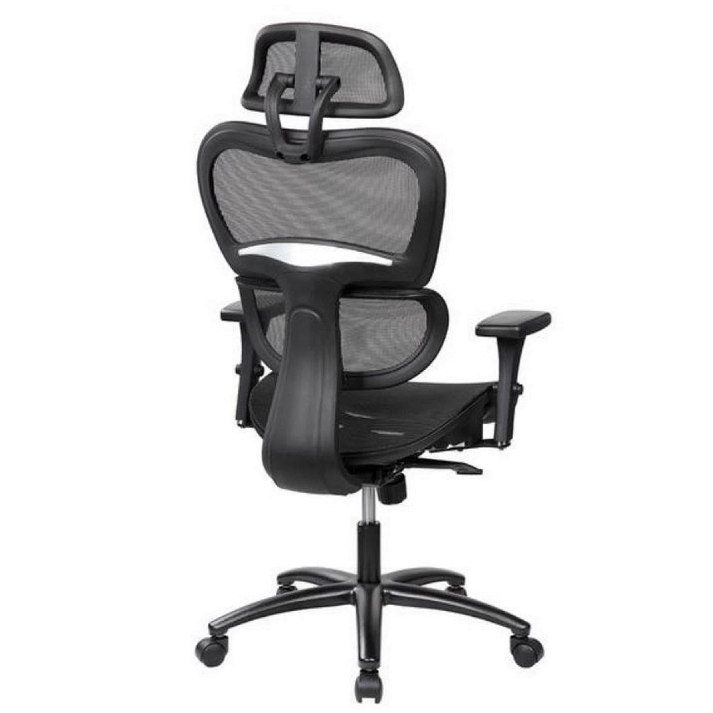 Shop Urban Designs High Back Mesh Office Executive Chair With Neck Support On Sale Overstock 20566381