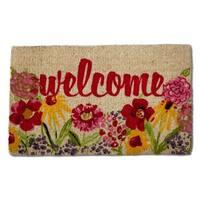 TAG Fresh Flowers Coir Mat