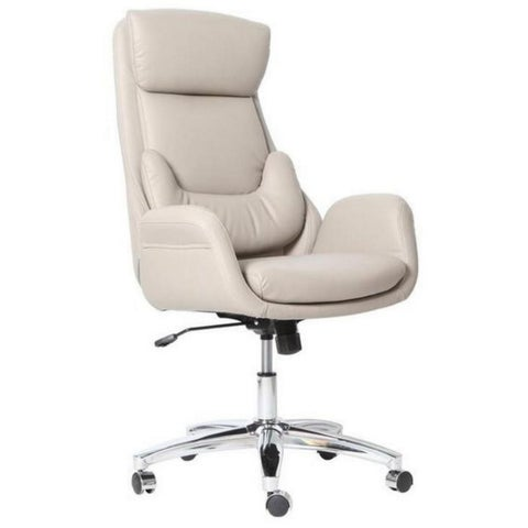 Urban Designs Executive Ergonomic Home Office Chair With Lumbar Support