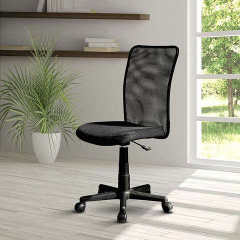 Porch & Den McLendon Breathable Mesh Task Office Chair