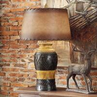 Reservation Wood 30.5-inch Table Lamp