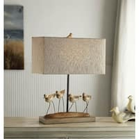 Shore Birds 23-inch Table Lamp