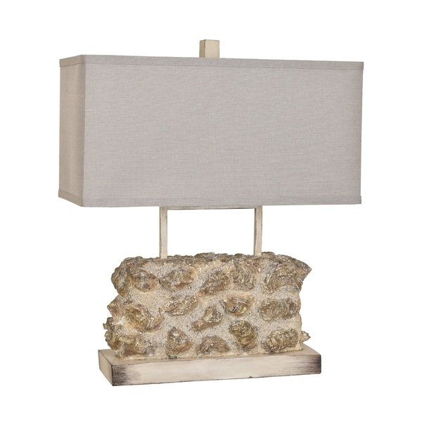Oyster 24-inch Table Lamp