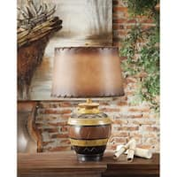 Dakota Pottery 24-inch Table Lamp
