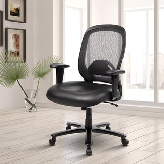 Urban Designs Extra Comfy Big and Tall Office Computer Chair