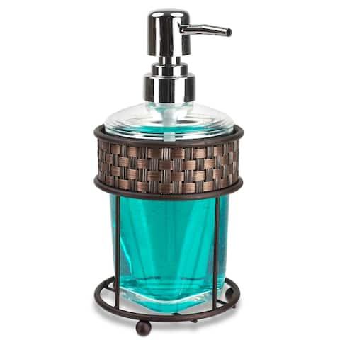 Weave Soap Dispenser