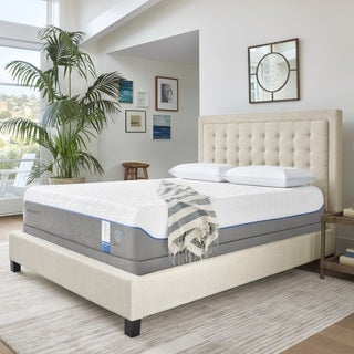 TEMPUR-Cloud Supreme Breeze 11.5-inch Soft King-size Mattress