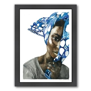 Link to Americanflat 'Africanpride 1' Framed Wall Art Similar Items in Art Prints