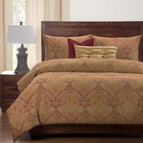 Siscovers Cambridge 6 piece Luxury Duvet set with Comforter