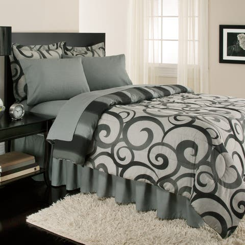 Alessandro Bed in a Bag Comforter Set