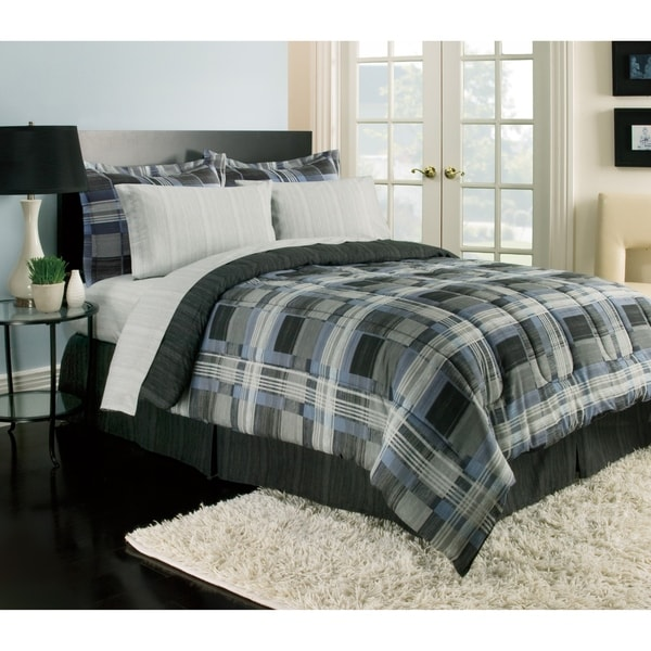 Shop Jameson Bed In A Bag Comforter Set On Sale Free Shipping