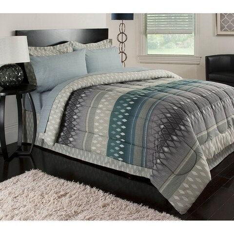 Ventana Bed in a Bag Comforter Set