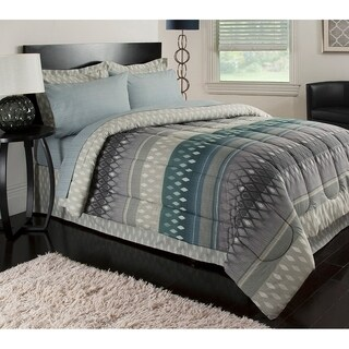 Ventana Bed in a Bag Comforter Set (4 options available)