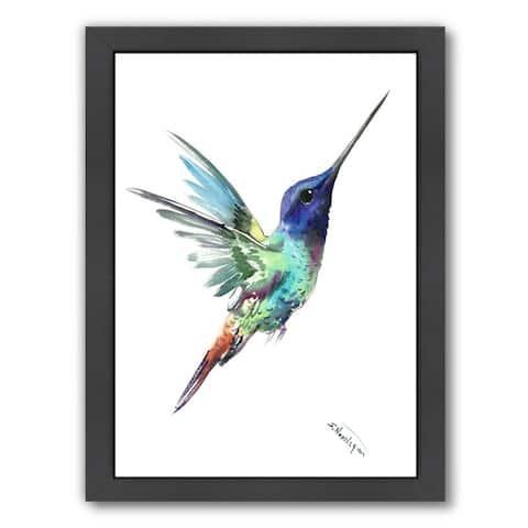 Americanflat 'Hummingbird Nersisyan 6' Framed Wall Art