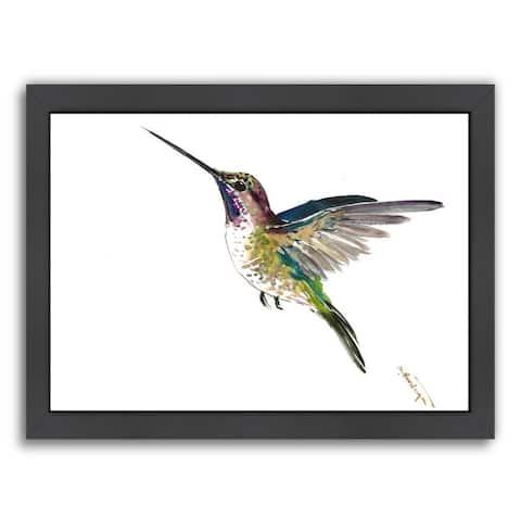 Americanflat 'Hummingbird Nersisyan 8' Framed Wall Art