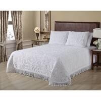 Singapore Chenille Bedspread