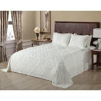 Oman Chenille Bedpsread