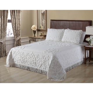 Gayal Chenille Bedpsread