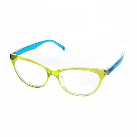 86f2d1aa282 Hot Optix Ladies Cateye Reading Glasses