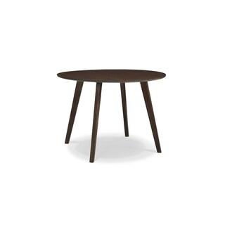 Greenington Currant Black Walnut-finished Bamboo 42-inch Round Dining Table