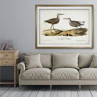 Aviary Sketch III - Premium Framed Print