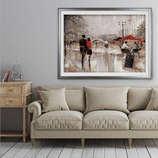 Riverwalk Charm - Premium Framed Print