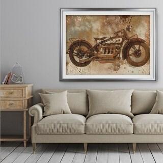 Live to Ride V - Premium Framed Print