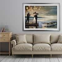 Twilight Romance - Premium Framed Print
