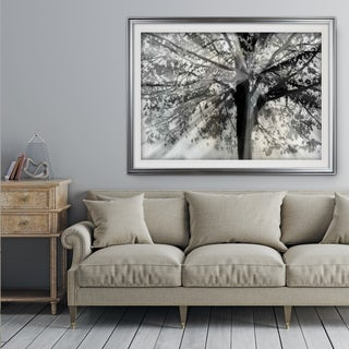 Story From Light and Shadow - Premium Framed Print
