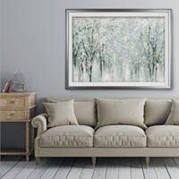 Winter Mist - Premium Framed Print