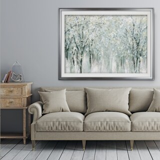 Winter Mist - Premium Framed Print