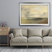 from-the-Sea -by Joseph-Mallord-William-Turner - Premium Framed Print