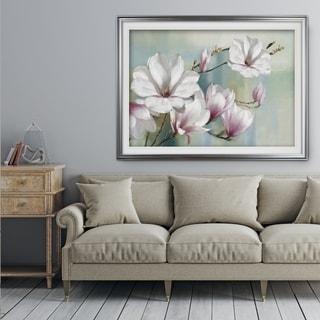 Magnolia Blooms - Premium Framed Print