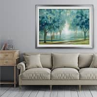 Ombre Afternoon - Premium Framed Print