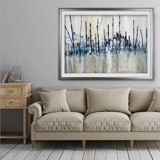 Marshes Edge - Premium Framed Print