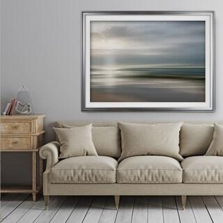 Setting Sun - Premium Framed Print