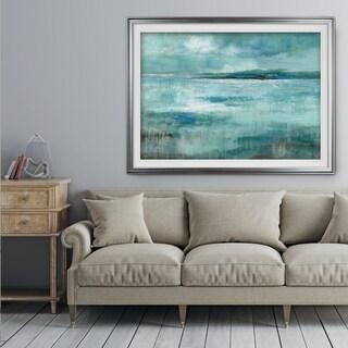 Isle View - Premium Framed Print