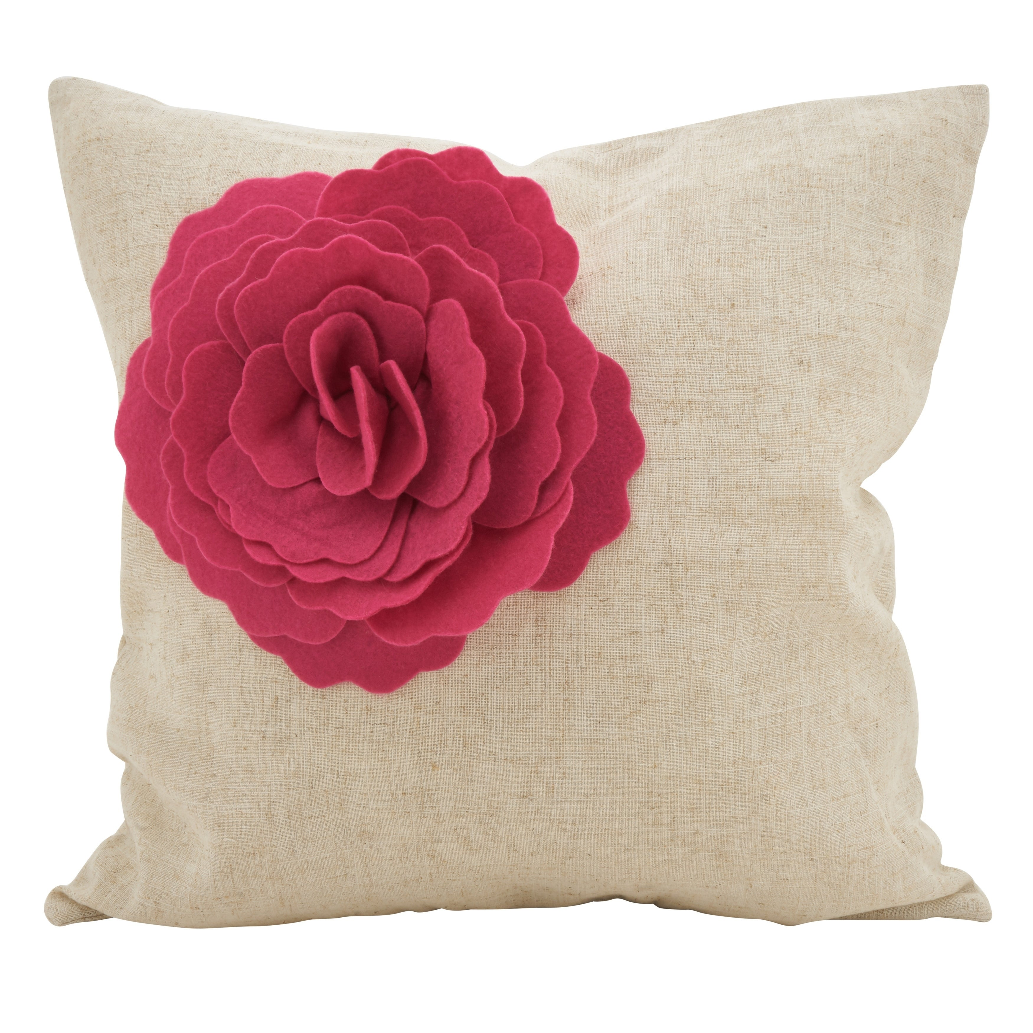 Buy Pink Floral Throw Pillows Online At Overstock Our Best