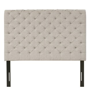 INK+IVY Brooklyn Tan Queen Size Headboard