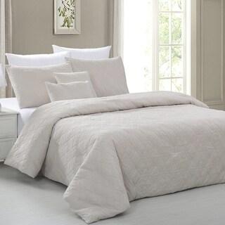 Amrapur Overseas 5-piece Microfiber Embossed Comforter Set (More options available)