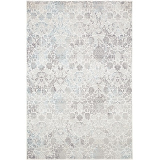 Brooksville Ivory Area Rug by Christian Siriano - 79x102 (Ivory - 79x102)